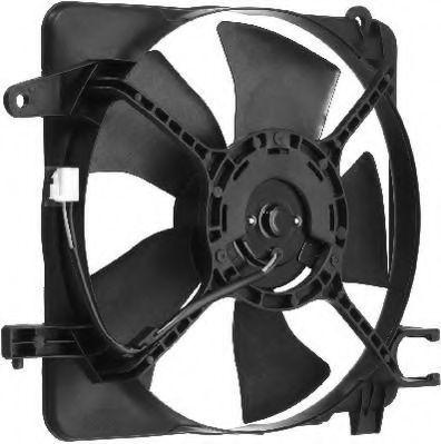Вентилятор, охлаждение двигателя BERU LE590