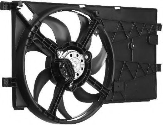 Вентилятор, охлаждение двигателя BERU LE591
