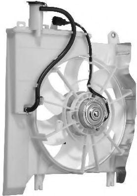 Вентилятор, охлаждение двигателя BERU LE635