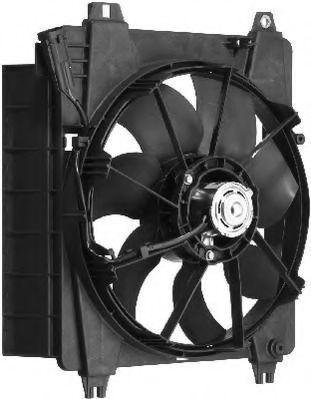 Вентилятор, охлаждение двигателя BERU LE636