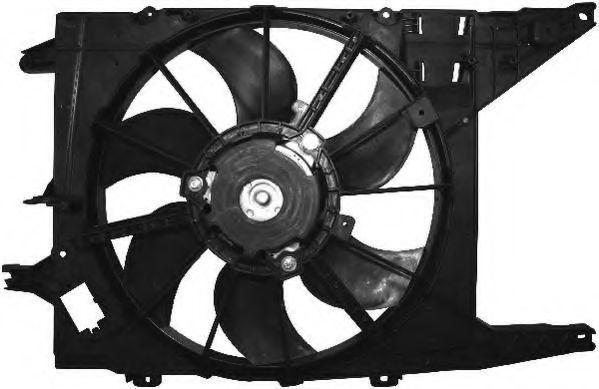 Вентилятор, охлаждение двигателя BERU LE646