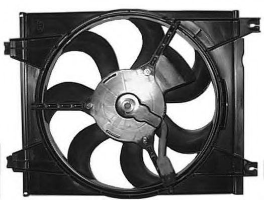 Вентилятор, охлаждение двигателя BERU LE665