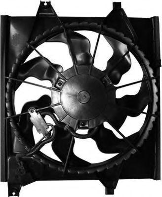Вентилятор, охлаждение двигателя BERU LE668
