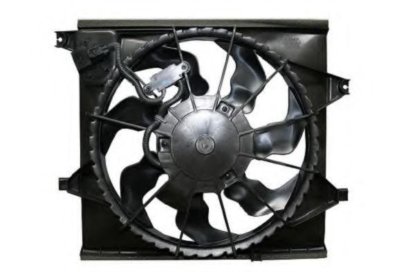 Вентилятор, охлаждение двигателя BERU LE669