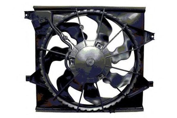 Вентилятор, охлаждение двигателя BERU LE670