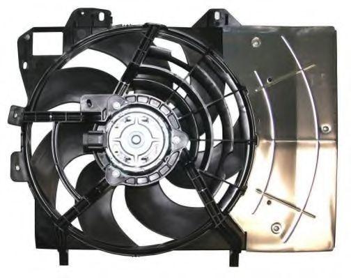 Вентилятор, охлаждение двигателя BERU LE685