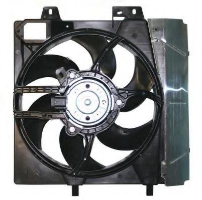 Вентилятор, охлаждение двигателя BERU LE686