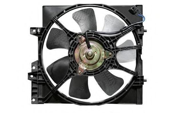 Вентилятор, охлаждение двигателя BERU LE692