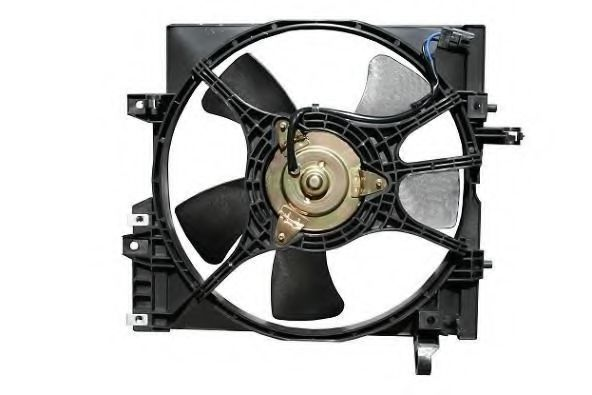 Вентилятор, охлаждение двигателя BERU LE693