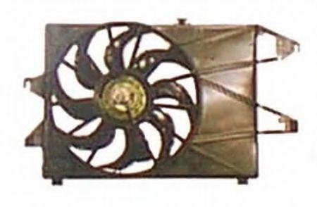 Вентилятор, охлаждение двигателя BERU LE697