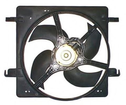 Вентилятор, охлаждение двигателя BERU LE698