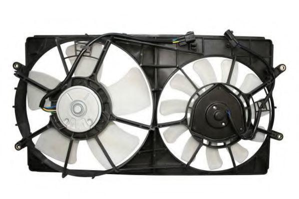 Вентилятор, охлаждение двигателя BERU LE701
