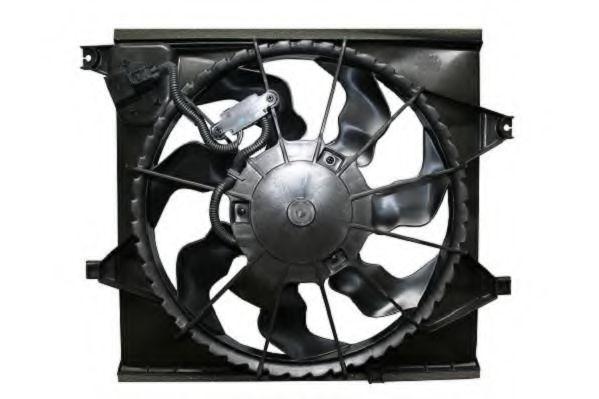 Вентилятор, охлаждение двигателя BERU LE717