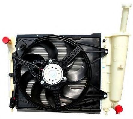 Вентилятор, охлаждение двигателя BERU LEK011