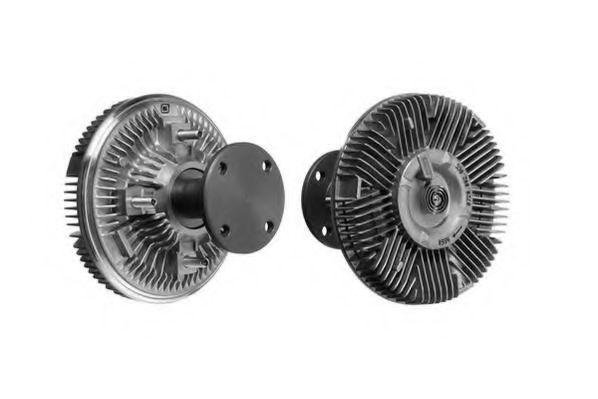 Сцепление, вентилятор радиатора BERU LK065