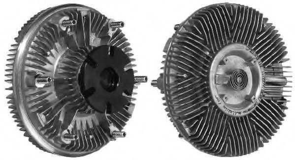 Сцепление, вентилятор радиатора BERU LK112