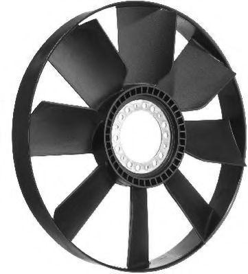 Крыльчатка вентилятора, охлаждение двигателя BERU LR012