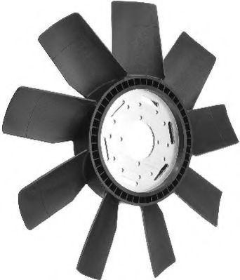 Крыльчатка вентилятора, охлаждение двигателя BERU LR023