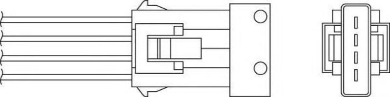 Лямбда-зонд BERU OPH012