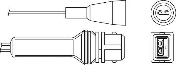 Лямбда-зонд BERU OZH037