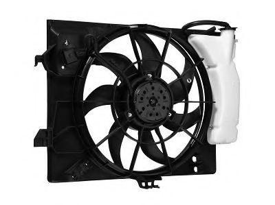 Вентилятор, охлаждение двигателя BERU LE749
