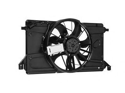 Вентилятор, охлаждение двигателя BERU LE751