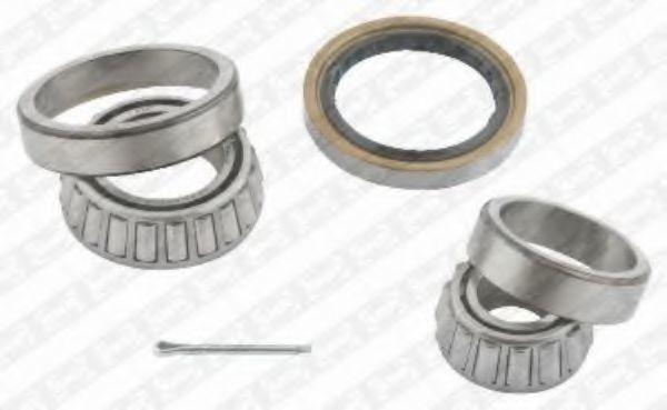 Подшипник ступицы колеса комплект NTN-SNR R153.28
