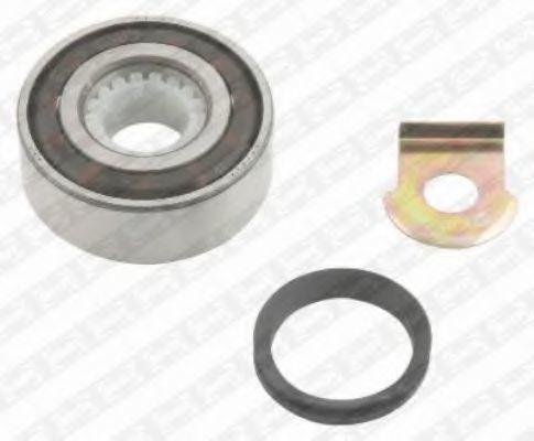 Комплект подшипника ступицы колеса NTN-SNR R16618