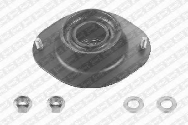 Ремкомплект, опора стойки амортизатора NTN-SNR KB65307