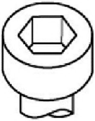 Болты ГБЦ комплект PAYEN HBS 307