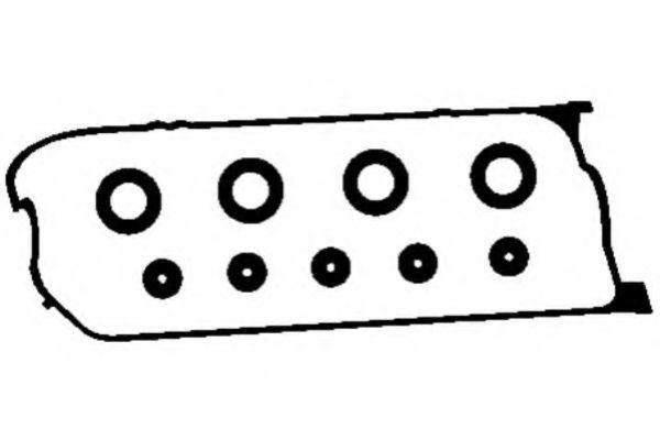 Комплект прокладок, крышка головки цилиндра PAYEN HM5249