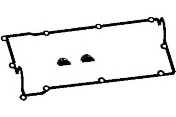 Комплект прокладок, крышка головки цилиндра PAYEN HM5261