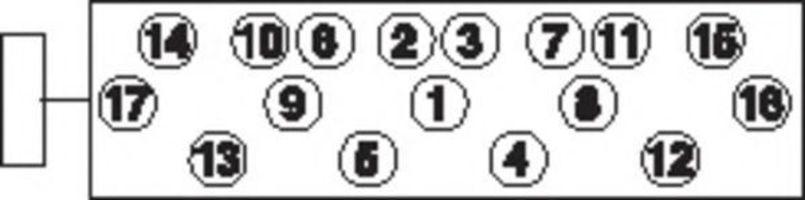 Болты ГБЦ PAYEN HBS017