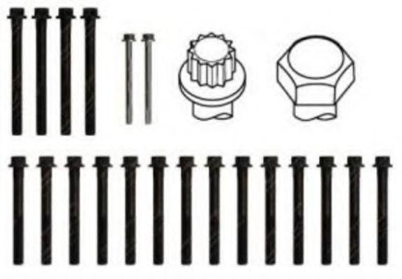 Комплект болтов головки цилидра PAYEN HBS216