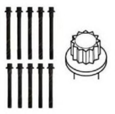 Комплект болтов головки цилидра PAYEN HBS203
