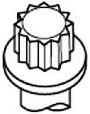 Комплект болтов головки цилидра PAYEN HBS350