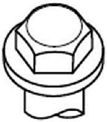 Комплект болтов головки цилидра PAYEN HBS377