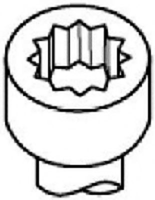 Комплект болтов головки цилидра PAYEN HBS514