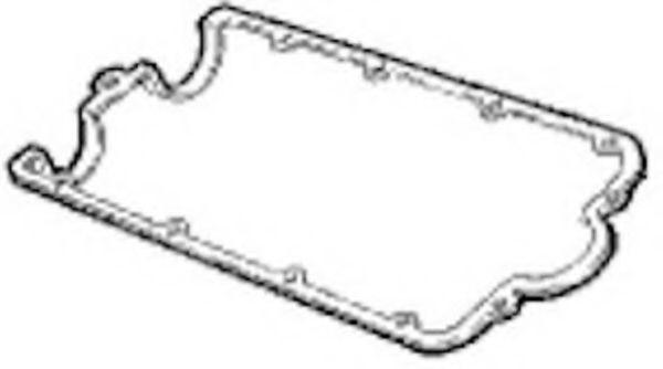 Прокладка клапанной крышки PAYEN JP071