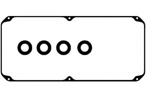 Прокладки комплект PAYEN HM5239