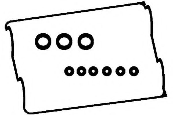Комплект прокладок, крышка головки цилиндра PAYEN HM5247