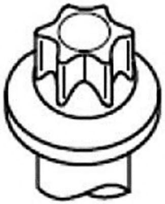 Болты ГБЦ комплект PAYEN HBS 041