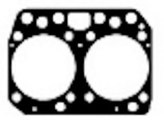 Прокладка ГБЦ PAYEN BV500