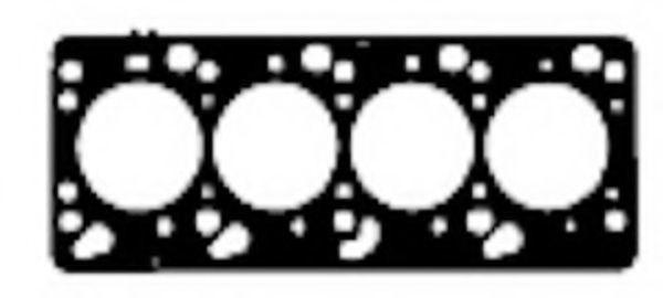 Прокладка ГБЦ PAYEN BW640