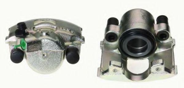 Тормозной суппорт BUDWEG 341064