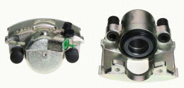 Тормозной суппорт BUDWEG 341065