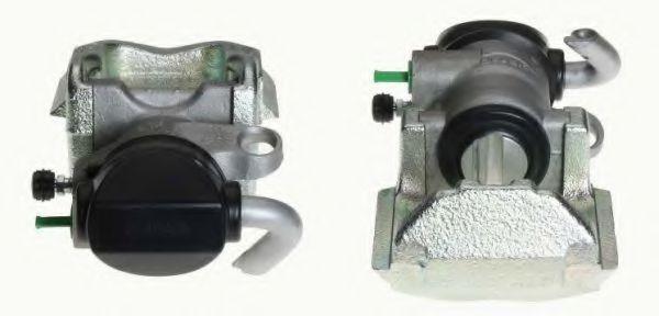 Тормозной суппорт BUDWEG 341160