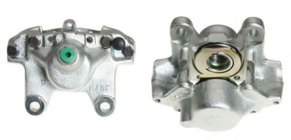 Тормозной суппорт BUDWEG 341268