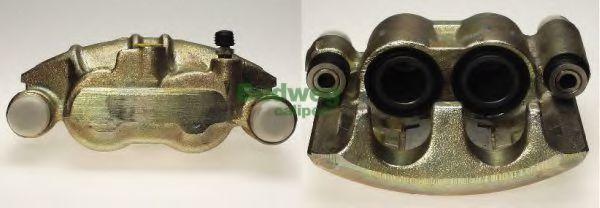Тормозной суппорт BUDWEG 341564