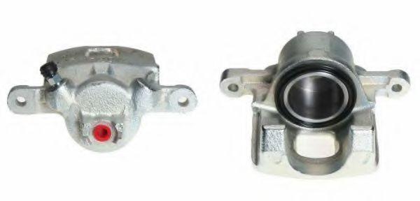 Тормозной суппорт BUDWEG 343060